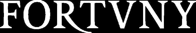 Logo Fortuny bianco