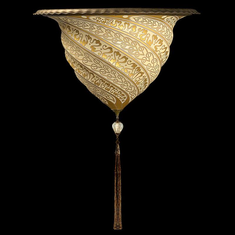 Lampada applique Samarkanda in vetro