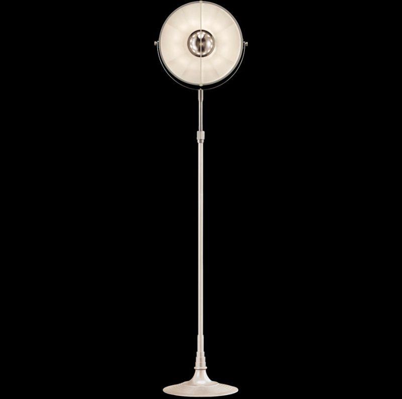 Lampada Fortuny Studio 1907 Atelier 32 bianca