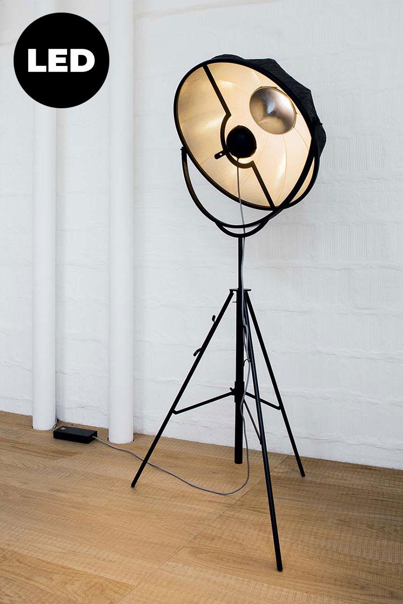 Lampada Pallucco Fortuny LED Kieffer Rubelli fronte