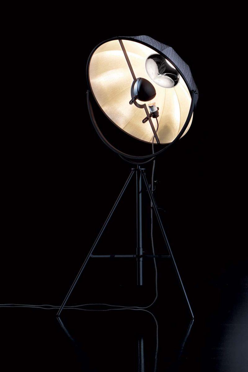 Lampada Pallucco Fortuny Kieffer Rubelli fronte