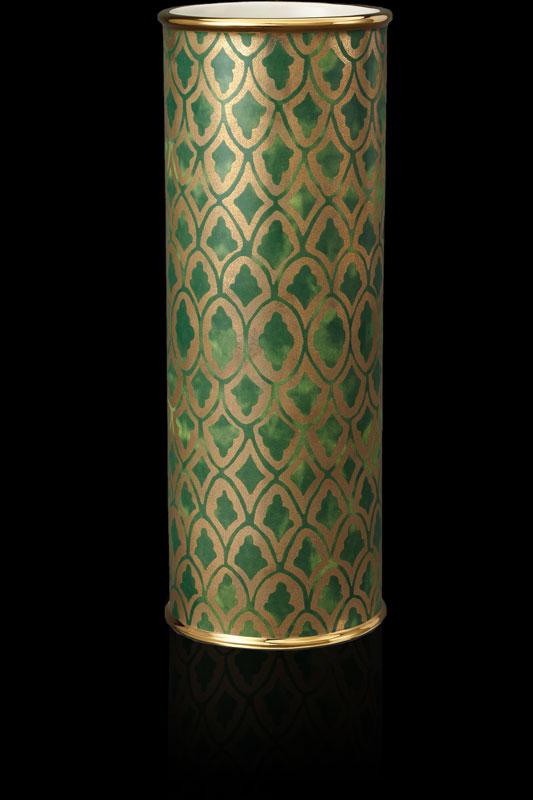 Vaso grande Fortuny Peruviano verde