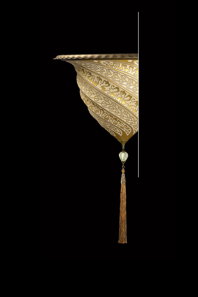 Applique Samarkanda in vetro